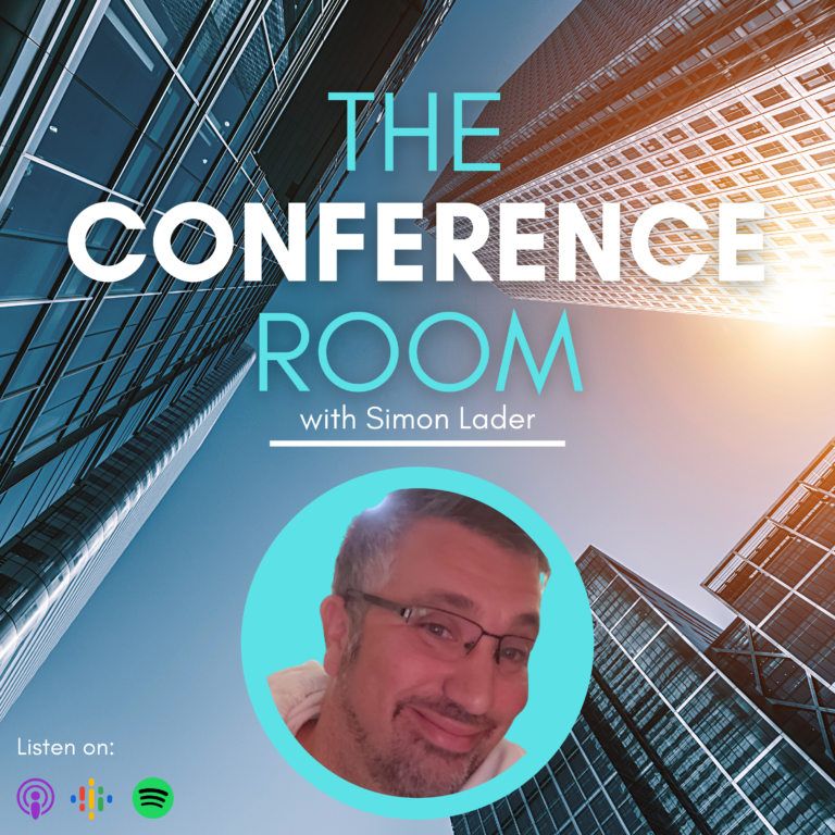 The Conference Room with Simon Lader